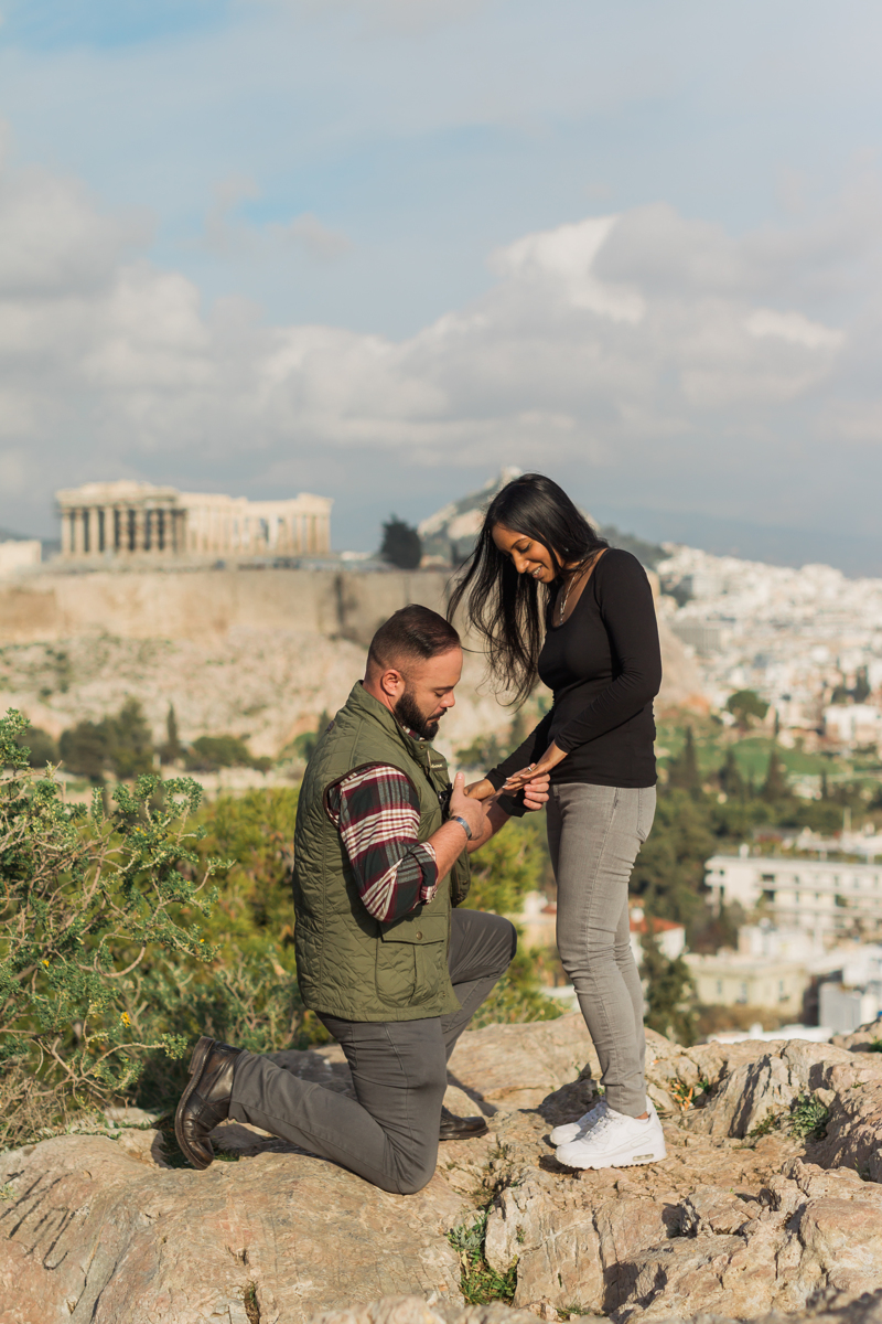 Athens Surprise Proposal