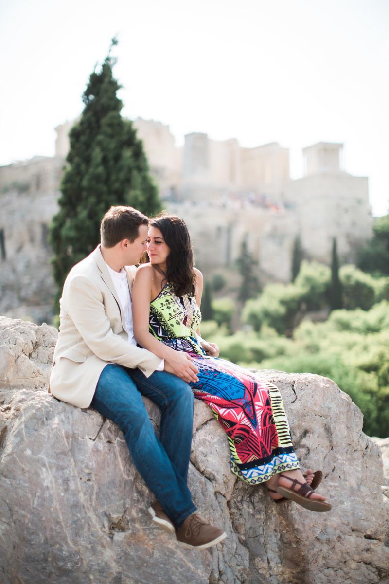 Plaka Photoshoot in Athens